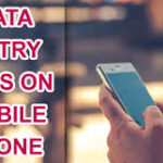 Data Entry Jobs From Mobile