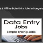 Data Entry Jobs in Bangalore
