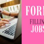 Form filling jobs in Mumbai