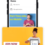 Part Time Jobs on Mobile