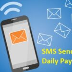 SMS Sending Jobs Daily Payment